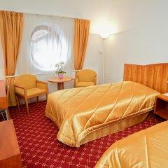Hotel Cristal Palace 4* Стандартный номер с различными типами кроватей фото 2