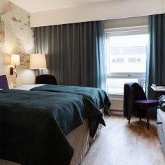 Отель Scandic Aalborg Øst 3* Стандартный номер разные типы кроватей фото 4
