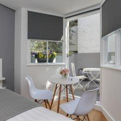 Апартаменты Inverness Terrace - Concept Serviced Apartments балкон