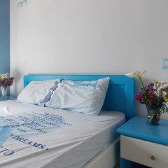 Отель Lukova Holidays Албания, Саранда - отзывы, цены и фото номеров - забронировать отель Lukova Holidays онлайн комната для гостей фото 5