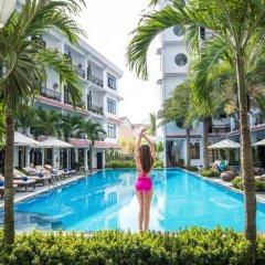 Отель Belle Maison Hadana Hoi An Resort & Spa - managed by H&K Hospitality. детские мероприятия фото 2