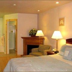 Отель Coast Inn and Spa Fort Bragg 2* Люкс с различными типами кроватей фото 4