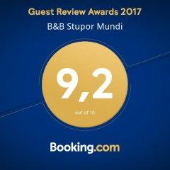 Отель B&B Stupor Mundi Альтамура спортивное сооружение