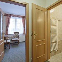 Отель Pension Villa Rosa 3* Стандартный номер с двуспальной кроватью фото 23