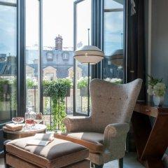 Отель Nolinski Paris Франция, Париж - 1 отзыв об отеле, цены и фото номеров - забронировать отель Nolinski Paris онлайн балкон