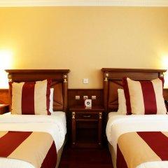 Гостиница Crowne Plaza Minsk 5* Стандартный номер двуспальная кровать фото 6