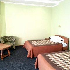 Гостиница Визит комната для гостей фото 4