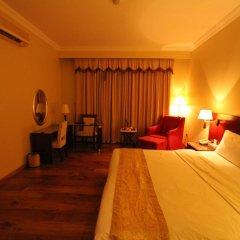 Отель Al Maha Residence RAK 3* Представительский номер с различными типами кроватей фото 5