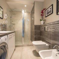Апартаменты P&O Apartments Zamoyskiego ванная