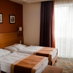 City Hotel Miskolc 4* Улучшенный номер с различными типами кроватей фото 3
