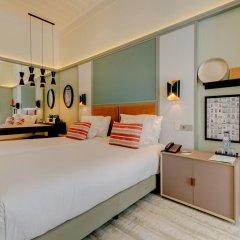 Отель Vincci Baixa 4* Стандартный номер с разными типами кроватей фото 8