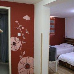 Отель Beehome International Youth Hostel- Lujiazui Китай, Шанхай - отзывы, цены и фото номеров - забронировать отель Beehome International Youth Hostel- Lujiazui онлайн комната для гостей фото 2