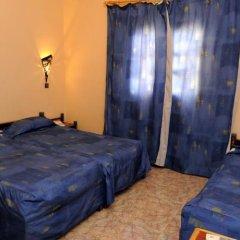 Отель Nadia Марокко, Уарзазат - отзывы, цены и фото номеров - забронировать отель Nadia онлайн комната для гостей фото 5