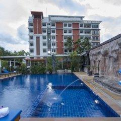 Santiphap Hotel & Villa 3* Стандартный номер с различными типами кроватей фото 9