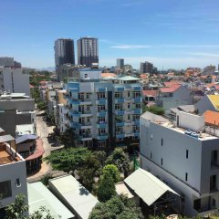 Отель Cozzy Seaview Apartment Вьетнам, Вунгтау - отзывы, цены и фото номеров - забронировать отель Cozzy Seaview Apartment онлайн