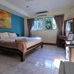 Отель Barracuda Guesthouse Номер категории Эконом с различными типами кроватей
