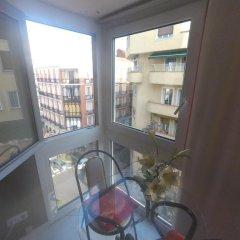 Отель Apartamento La Milla De Oro Испания, Мадрид - отзывы, цены и фото номеров - забронировать отель Apartamento La Milla De Oro онлайн балкон