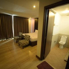 Отель Villa Navin Beach Residence ванная фото 2
