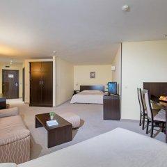 Отель Extreme Болгария, Левочево - отзывы, цены и фото номеров - забронировать отель Extreme онлайн комната для гостей фото 4