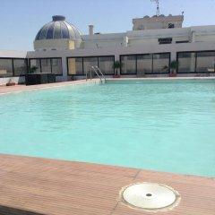 Отель Tanjah Flandria Марокко, Танжер - отзывы, цены и фото номеров - забронировать отель Tanjah Flandria онлайн бассейн