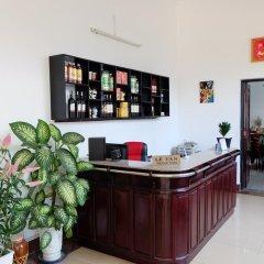 Отель Miami Da Lat Villa T89 Далат гостиничный бар