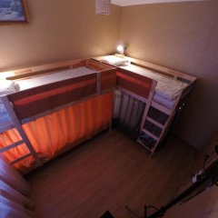 Гостиница Майкоп Сити Кровать в женском общем номере с двухъярусной кроватью фото 4