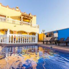 Отель Oasis de Cádiz Испания, Кониль-де-ла-Фронтера - отзывы, цены и фото номеров - забронировать отель Oasis de Cádiz онлайн бассейн фото 3