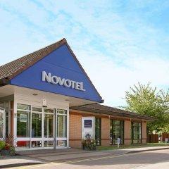 Отель Novotel West Манчестер интерьер отеля