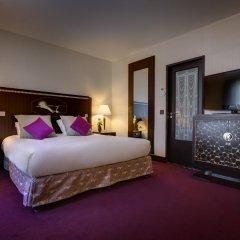 L'Hotel du Collectionneur Arc de Triomphe 5* Представительский номер разные типы кроватей фото 2