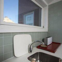 Отель 214 Porto Апартаменты разные типы кроватей фото 23