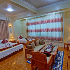 79 Living Hotel 3* Люкс с различными типами кроватей фото 10