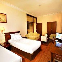 Hotel Golden Crown 3* Стандартный номер с двуспальной кроватью фото 6