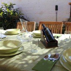 Отель Casa Rural Santa Maria Del Guadiana Сьюдад-Реаль питание