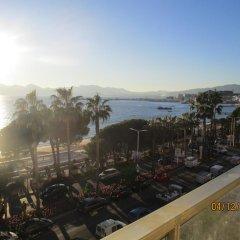 Отель Cannes Croisette Carlton балкон