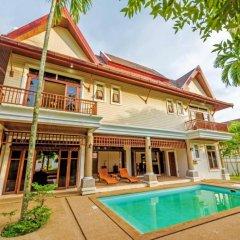 Отель Phuket Private Havana Villa 3* Коттедж с различными типами кроватей фото 15