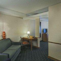Отель Fairfield Inn by Marriott Washington D.C. США, Вашингтон - отзывы, цены и фото номеров - забронировать отель Fairfield Inn by Marriott Washington D.C. онлайн комната для гостей фото 5