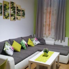 Апартаменты Bilkova Apartments комната для гостей фото 4