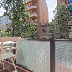 Отель The White Flats Les Corts Испания, Барселона - отзывы, цены и фото номеров - забронировать отель The White Flats Les Corts онлайн балкон фото 2