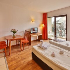 Prestige Hotel and Aquapark 4* Стандартный номер с различными типами кроватей фото 17