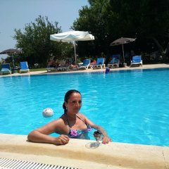 Sırma Garden Hotel Сиде бассейн фото 2