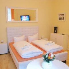 Отель City Guesthouse Pension Berlin 3* Стандартный номер с двуспальной кроватью фото 5