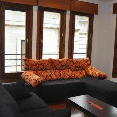 Отель Apartamentos Principe Испания, Сантандер - отзывы, цены и фото номеров - забронировать отель Apartamentos Principe онлайн комната для гостей