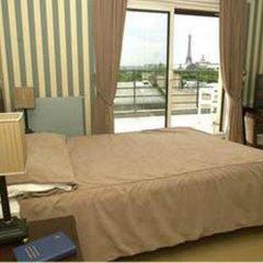 Отель de Castiglione 4* Улучшенный номер с двуспальной кроватью фото 10