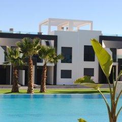 Отель La Zenia Испания, Ориуэла - отзывы, цены и фото номеров - забронировать отель La Zenia онлайн бассейн