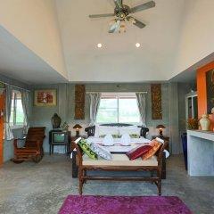 Baan Kamala Fantasea Hotel 3* Номер Делюкс с различными типами кроватей фото 18