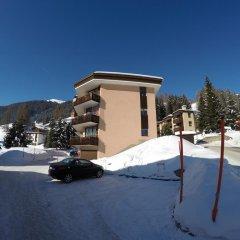 Отель Alberti 5 Швейцария, Давос - отзывы, цены и фото номеров - забронировать отель Alberti 5 онлайн спортивное сооружение