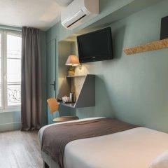 Отель Hôtel Basss 3* Стандартный номер с различными типами кроватей фото 4