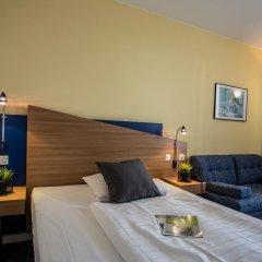 Median Hotel Hannover Messe комната для гостей фото 3