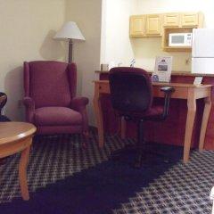 Отель Americas Best Value Inn Three Rivers 2* Люкс с различными типами кроватей фото 8