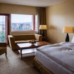 Отель Transcorp Hilton Abuja 5* Стандартный номер с 2 отдельными кроватями фото 2